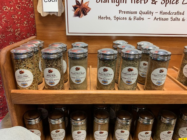 The Gettin Place picture of Starlight Herb & Spice Company products